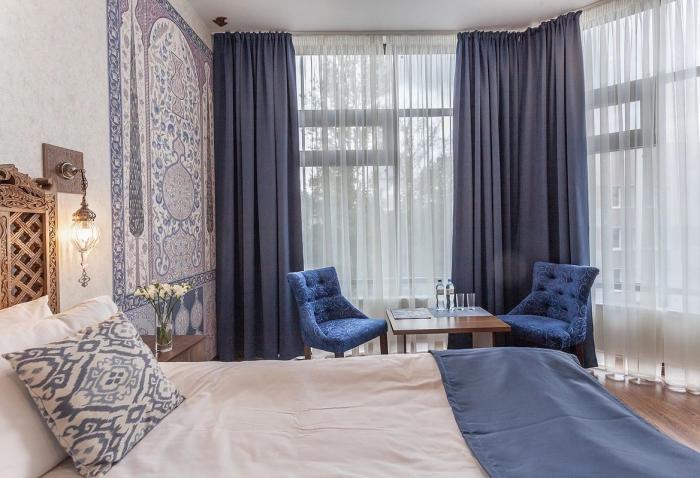 Отель «Шелковый путь» Ленинский проспект, 125, метро Ленинский проспект