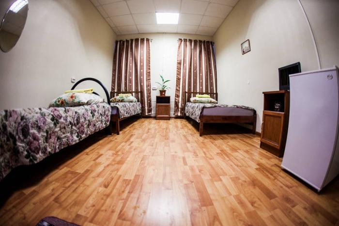 Отель «365», улица Боровая 104, метро Обводный канал.