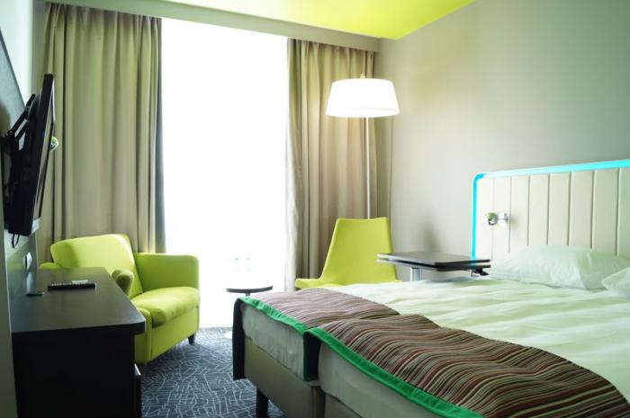 Отель «Park Inn by Radisson Pulkovo Airport St. Petersburg», Пулковское шоссе, 41.