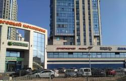 Отель «Космос», улица Типанова 27/39, метро Московская.