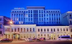 Отель «Сокос Васильевский» 8-я линия В.О, 11-13, метро Василеостровская