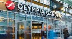 Гостиница «Олимпия Гарден» Батайский переулок 3 А, метро Технологический институт