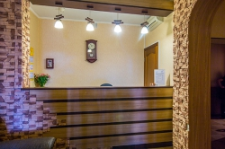 Мини-отель «Старая деревня», Богатырский проспект 32, корп. 1, метро Комендантский проспект.