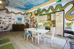 Хостел «Граффити», Лиговский проспект 33-35, метро Площадь Восстания
