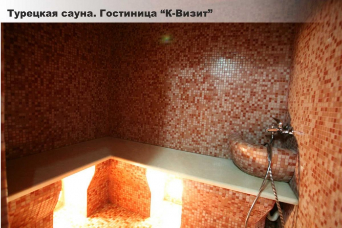 Отель «К-визит», улица Чистяковская, 2, метро Озерки